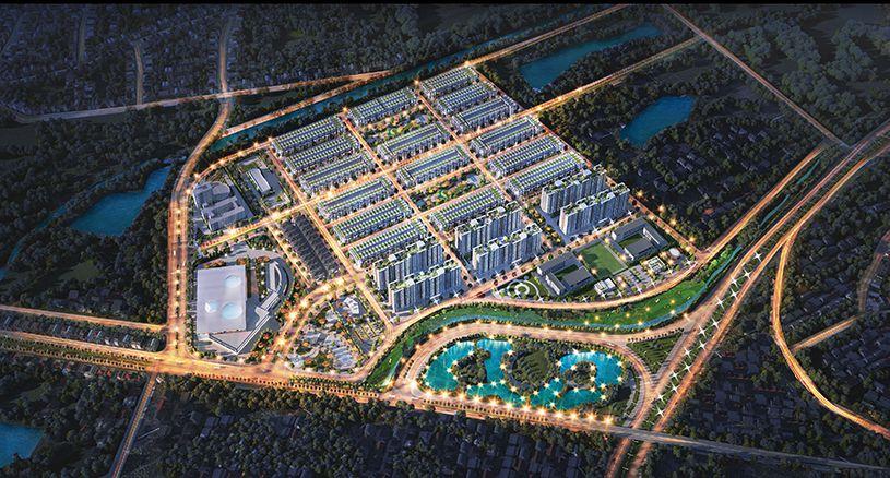 Bán Liền Kề Himlam Green Park - Bắc Ninh