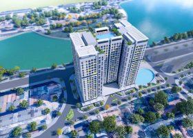 Nhà ở xã hội chung cư Rice City Long Biên