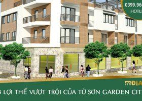 Bán LK19 dự án Từ Sơn Garden city