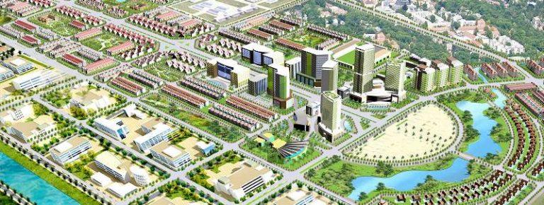 Khu đô thị Từ Sơn Garden City