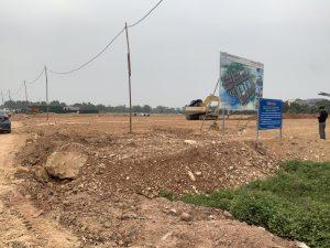 Khu đô thị Đông Bắc thị trấn Bích Động - Việt Yên - Bắc Giang