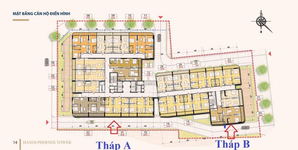 Chung cư Hà Nội Phonix Tower