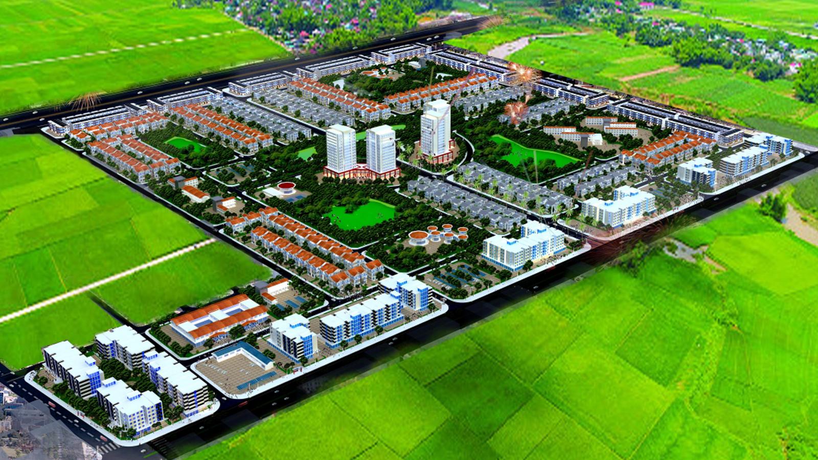 Khu đô thị mới Thanh Lâm Đại Thịnh 2