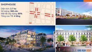 bán suất ngoại giao shophouse CL6 dự án Kim Đô