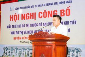 Hợp đồng mua bán khu đô thị Kim đô Yên Phong Bắc Ninh